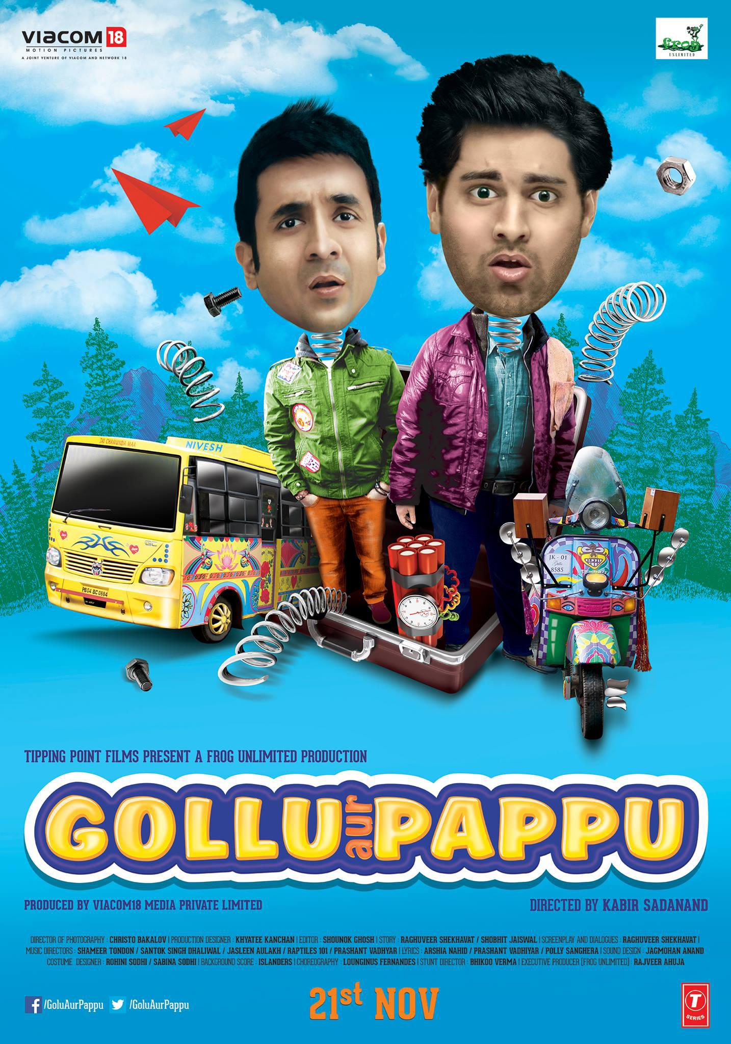Golu & Pappu Movie Review Hindi