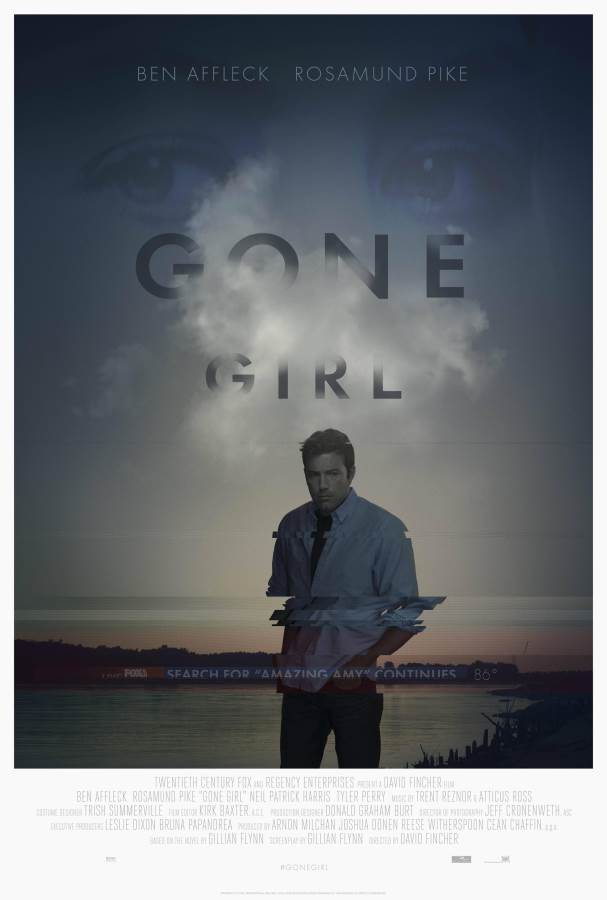 Gone Girl Movie Review English