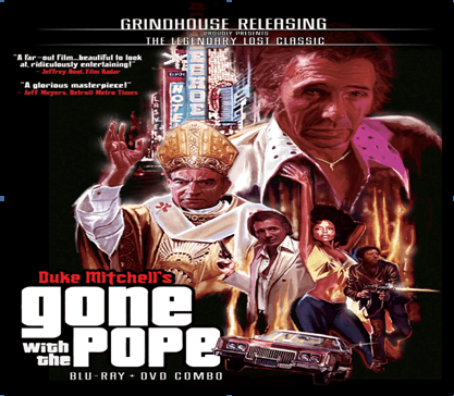 Gone With The Pope Movie Review English Movie Review