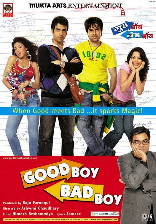 Good Boy, Bad Boy Movie Review Hindi
