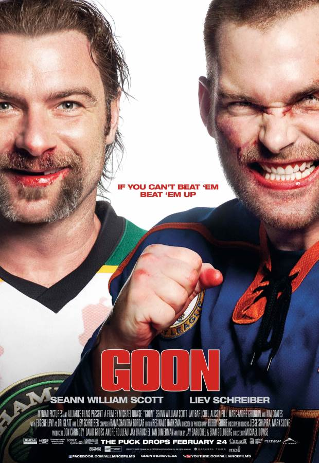 Goon movie review for Farcical films