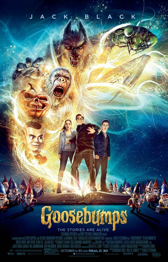Goosebumps Movie Review Tamil