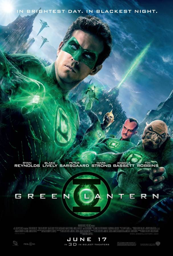 Green Lantern Movie Review English