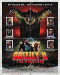 Grizzly II: The Concert Movie Review English Movie Review