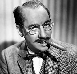 Groucho Marx English Actor