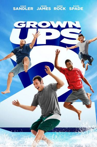 Grown Ups 2 Movie Review English Movie Review