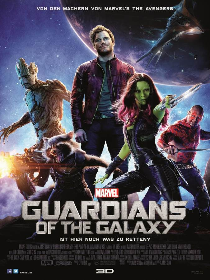 Guardians Of The Galaxy Movie Review English