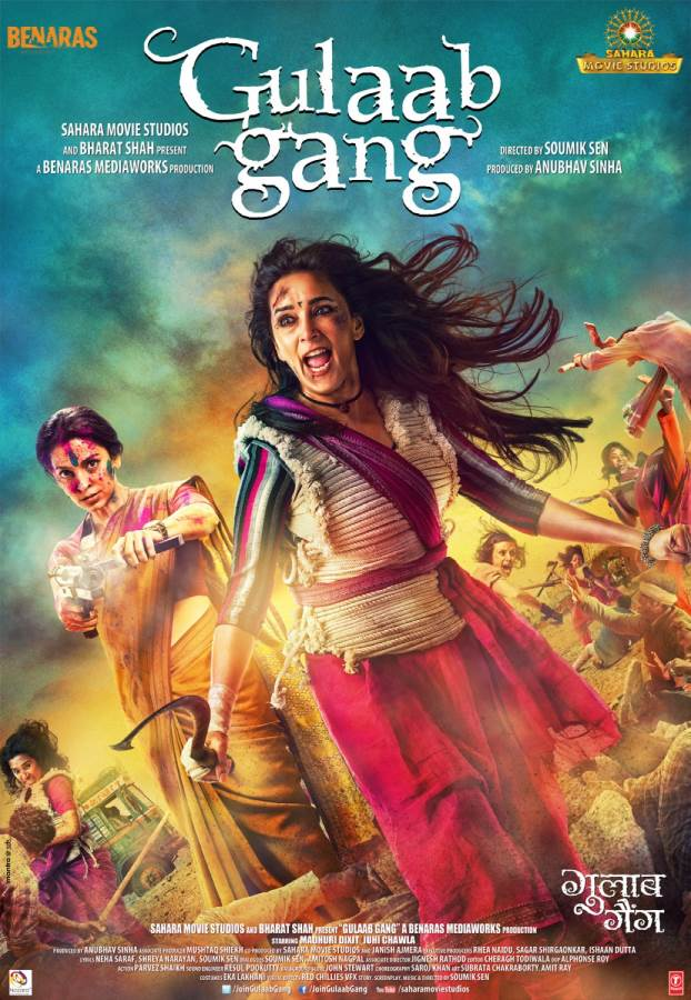 Gulaab Gang Movie Review