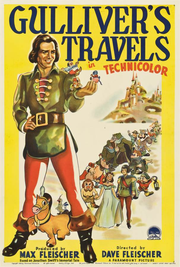 Gulliver'S Travels Movie Review English