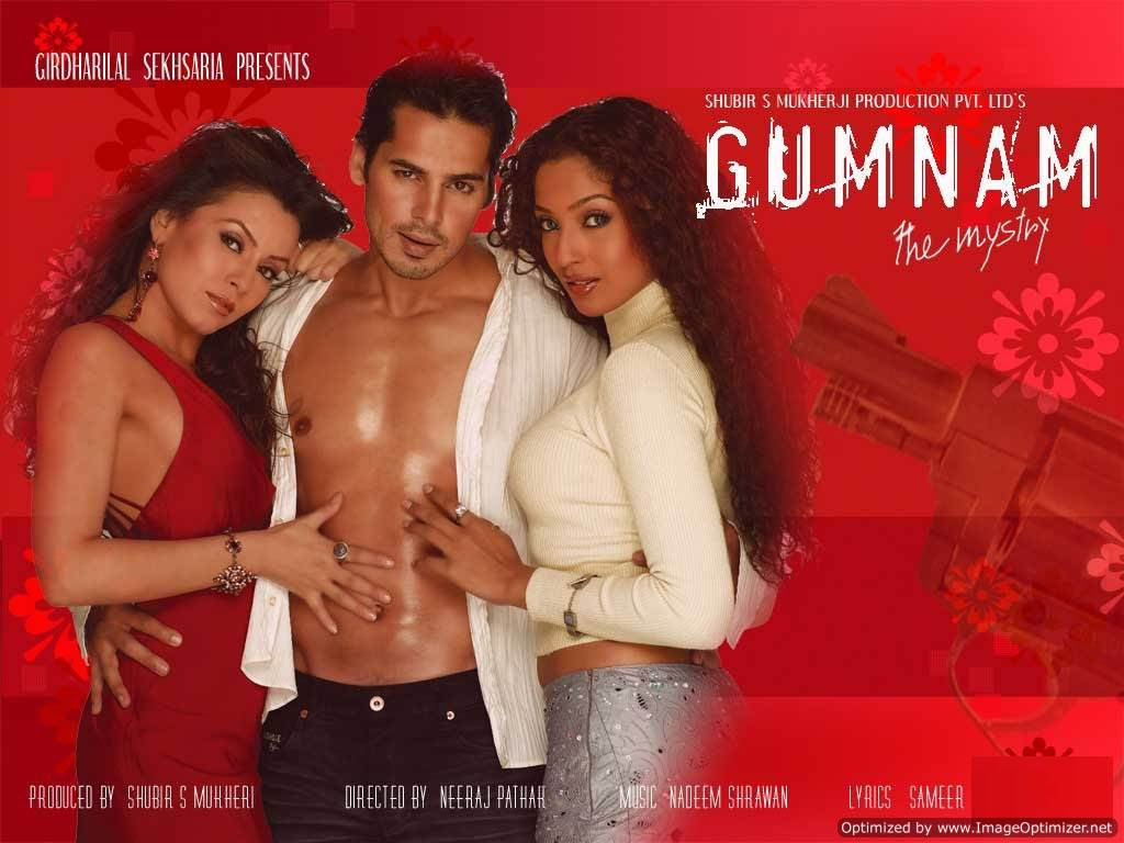 Gumnaam – The Mystery Movie Review Hindi