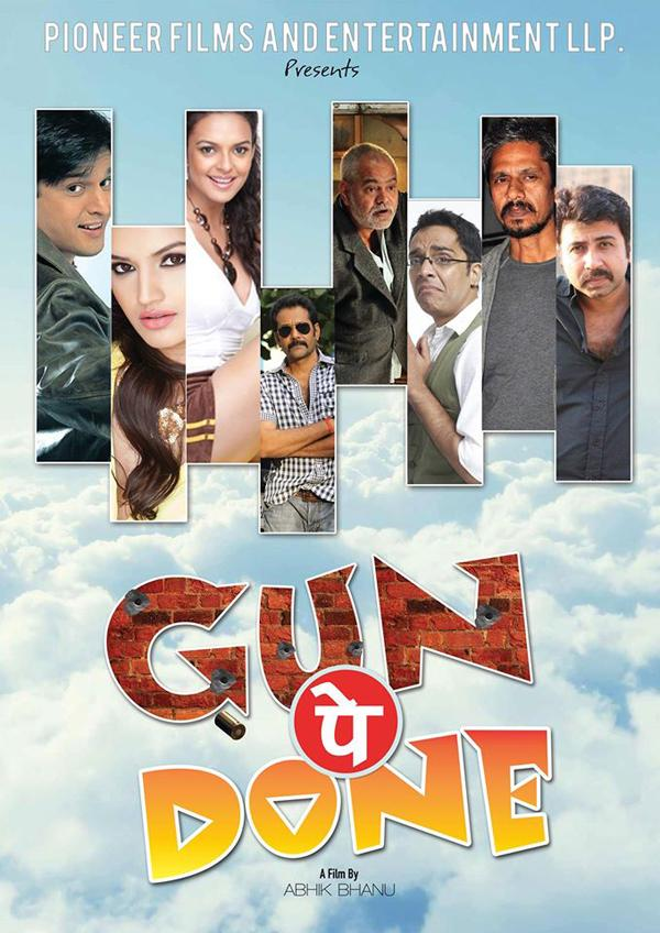 Gun Pe Done Movie Review Hindi