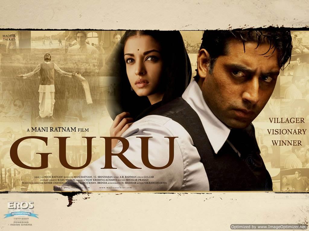 Guru Movie Review Hindi