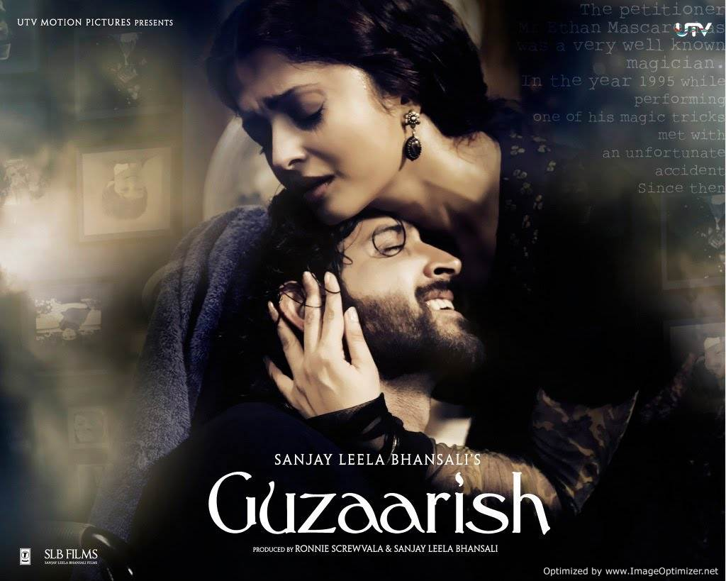 Guzaarish  Movie Review Hindi