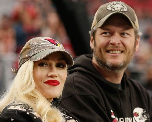 Gwen And Blake To Have A Good Start!