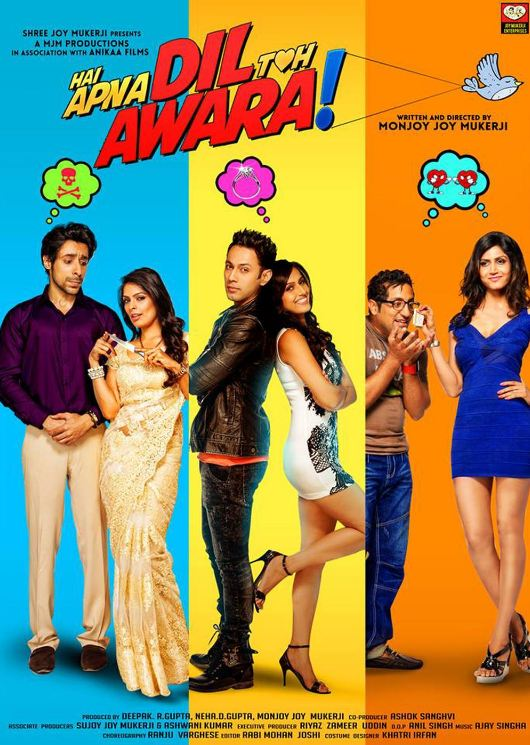 Hai Apna Dil Toh Awara Movie Review Hindi Movie Review