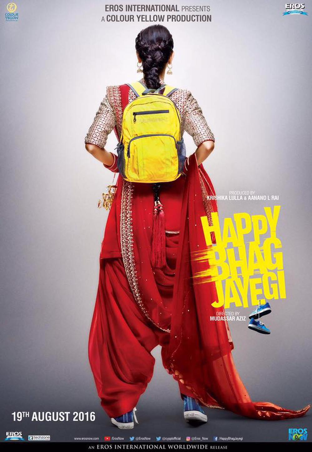Happy Bhaag Jayegi Movie Review Hindi Movie Review