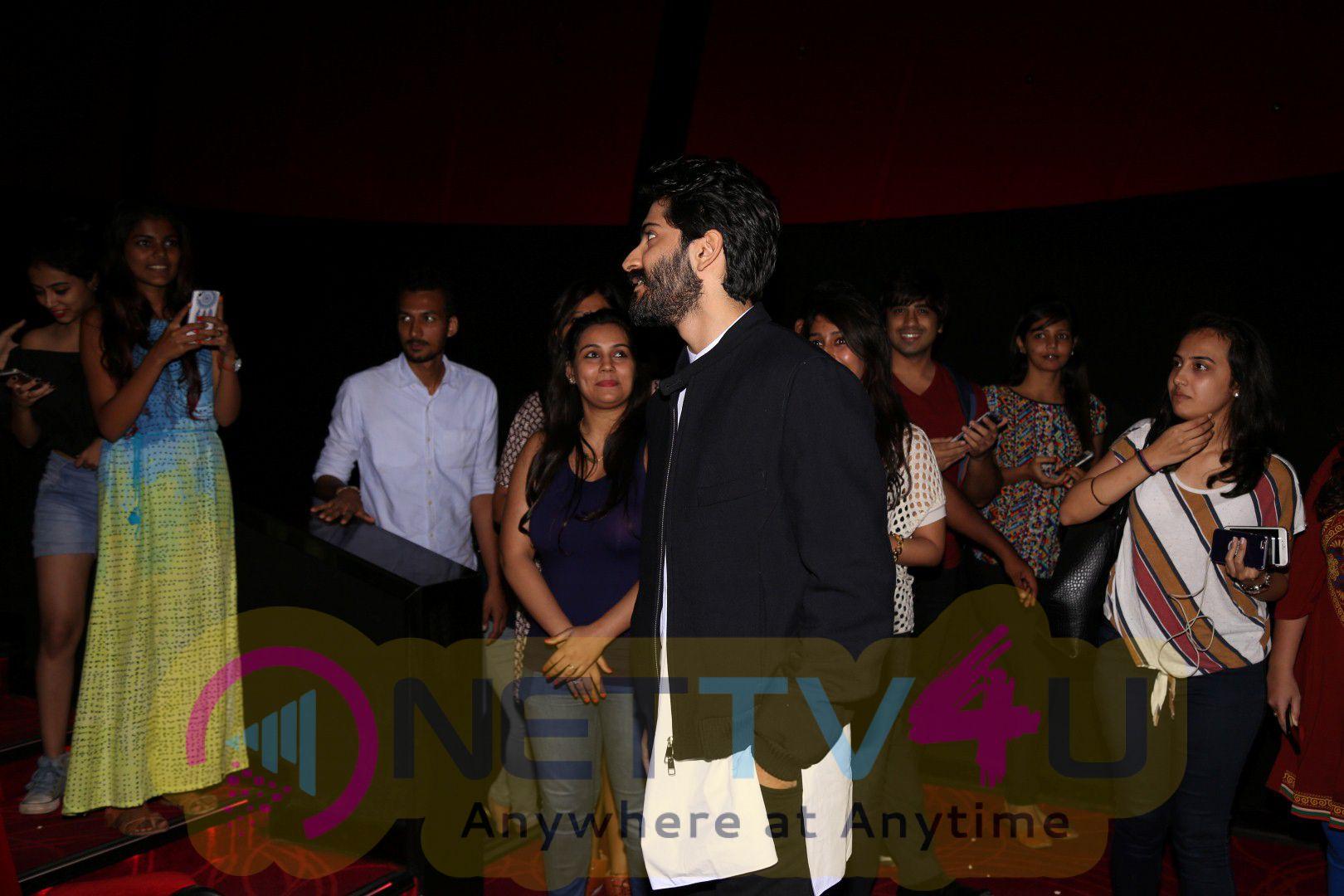 Harshvardhan Kapoor At Screening Of Film Mirzya Enticing Stills Hindi Gallery