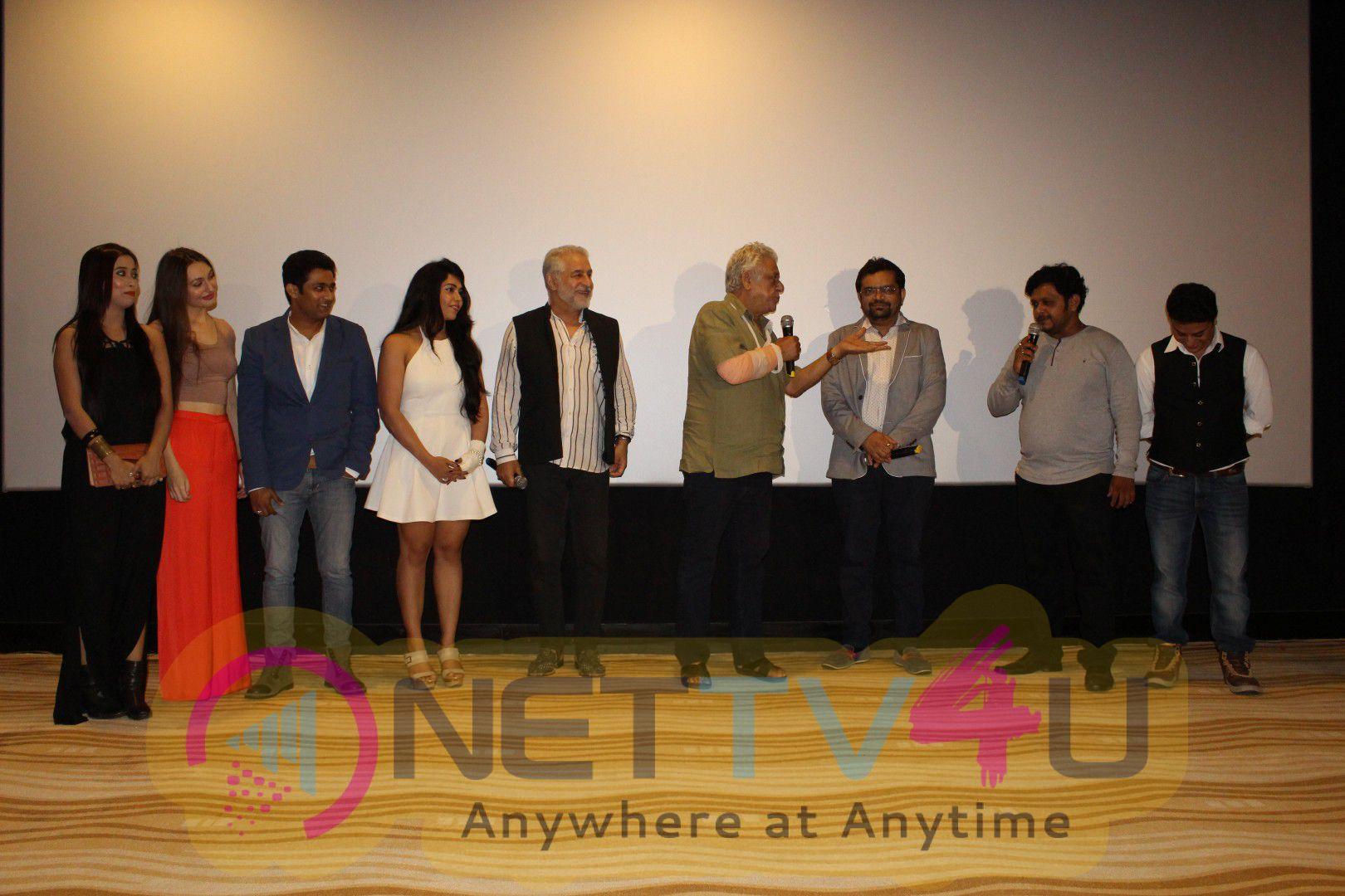 HD Photos Of Project Marathwada Movie 2016 Trailor & Poster Launch Om Puri Hindi Gallery