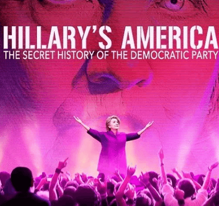 Hillary's America: The Secret History Of The Democratic Party Movie Review