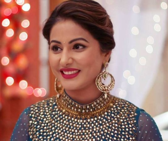 Hina Khan Of Yeh Rishta Kya Kehlata Hai Is Hospitalized!