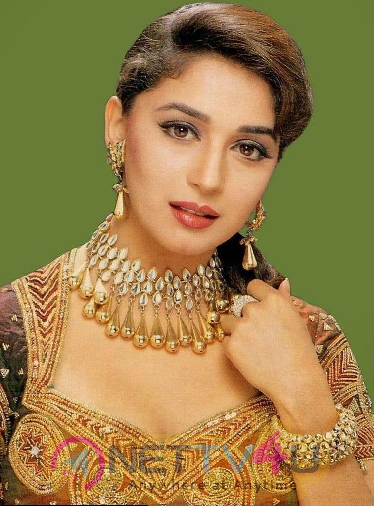 Hindi Actress Madhuri Dixit Hot Photo Shoot Images Hindi Gallery