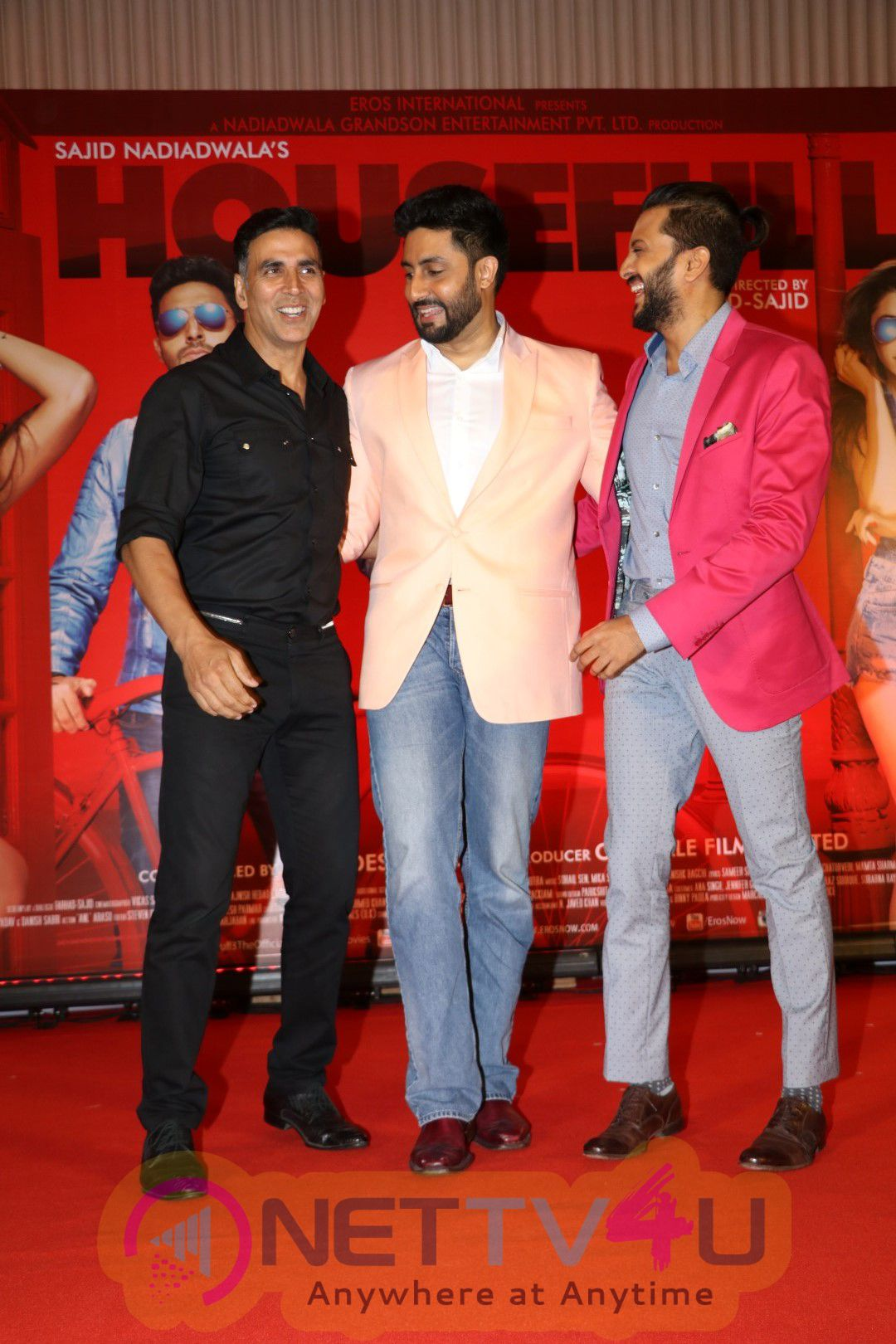 Hindi Movie Housefull 3 Success Press Conference Dazzling Photos