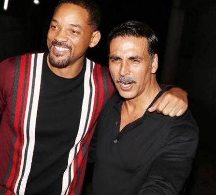 Hollywood Will Smith Joins Bollywood's Akshay!