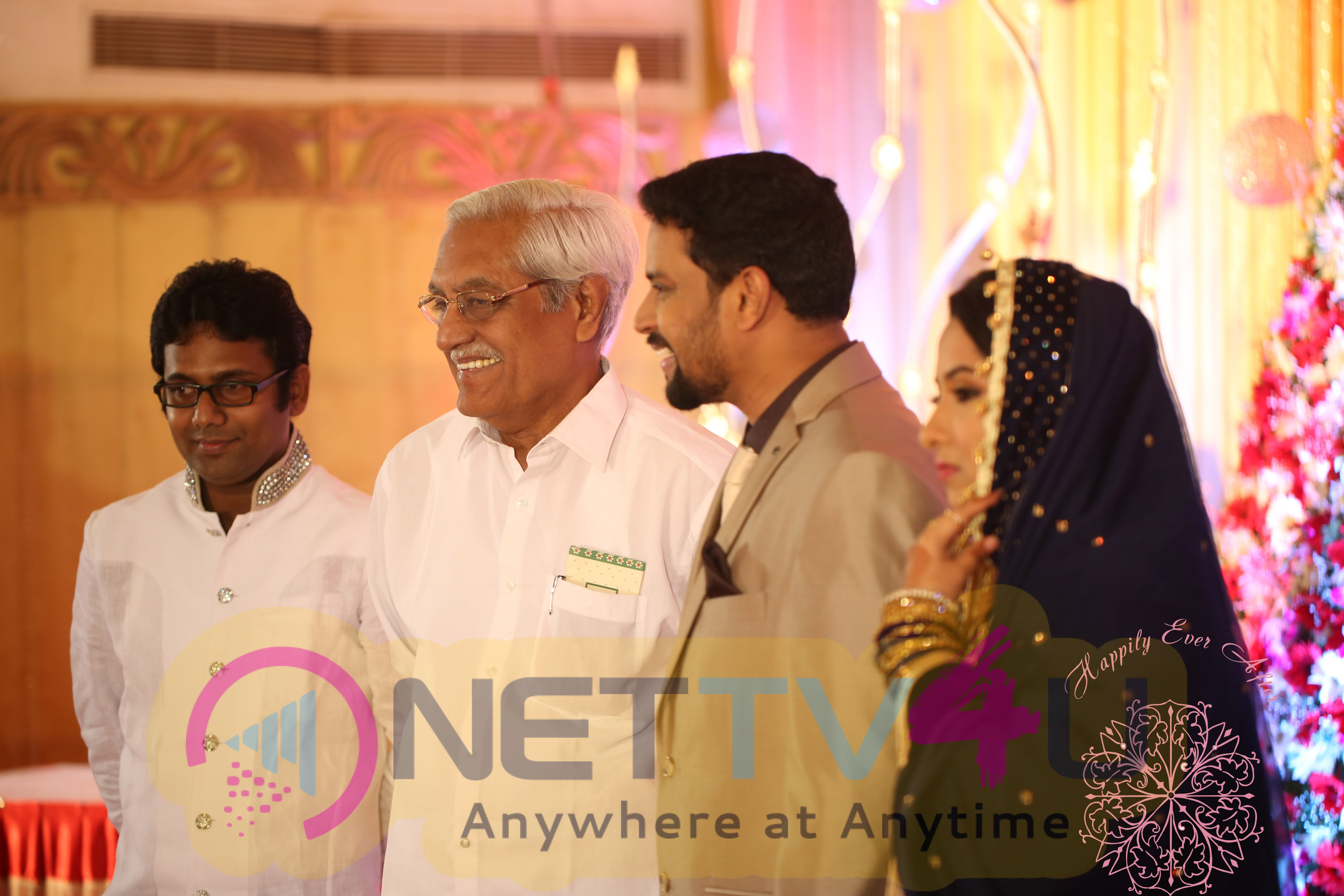 House Of Kalam Marriage Reception Photos