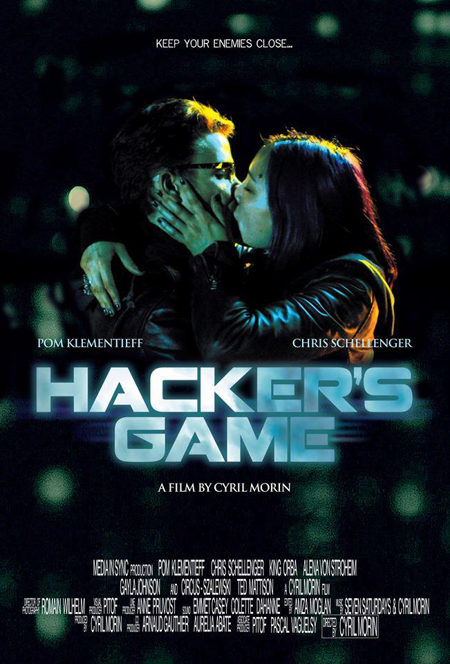 Hacker's Game Movie Review English