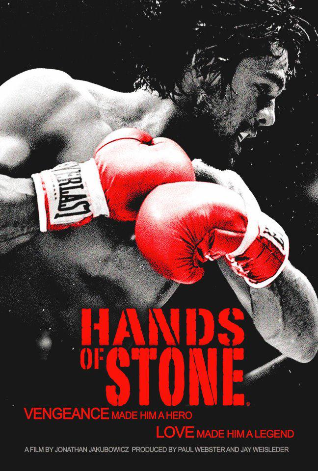 Hands of Stone Movie Review English