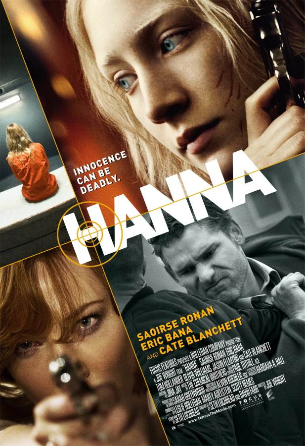 Hanna Movie Review English