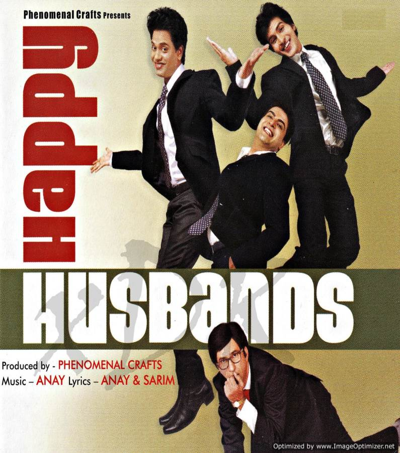 Happy Husbands Movie Review Hindi