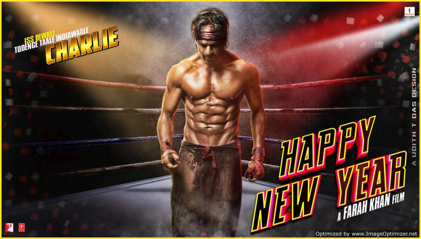 Happy New Year Movie Review
