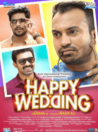 Happy Wedding Movie Review Malayalam Movie Review