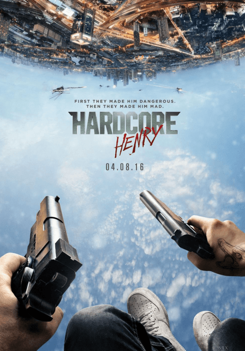 Hardcore Henry Movie Review English Movie Review