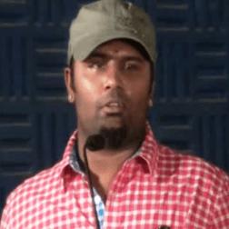Hari Dinesh Tamil Actor