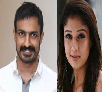 Harish Joins The Lady Super Star!