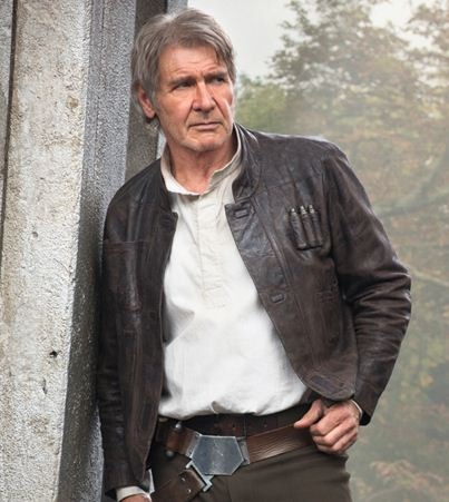 Harrison Ford To Auction Off His Jacket!