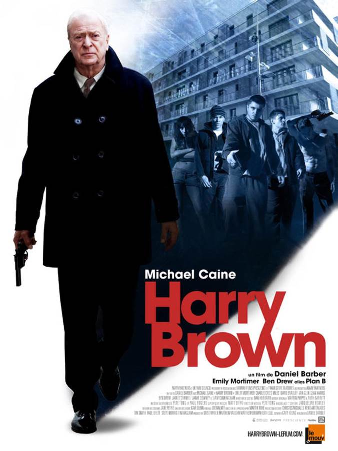 Harry Brown Movie Review English