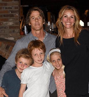 Has Julia Robert Divorced Her Husband?