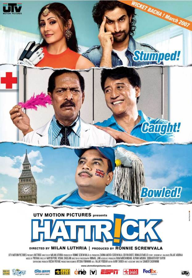 Hattrick Movie Review Hindi