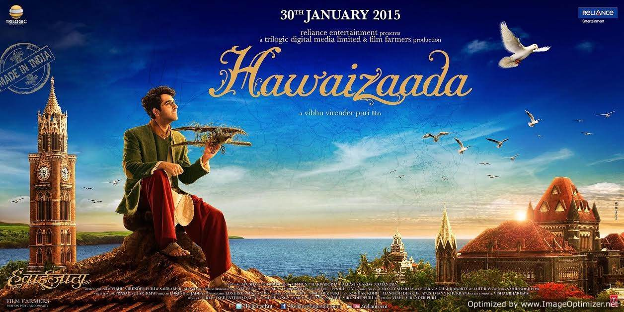 Hawaizaada Movie Review Hindi