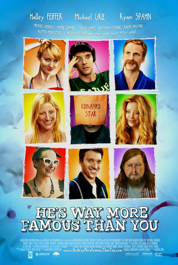 He'S Way More Famous Than You Movie Review English