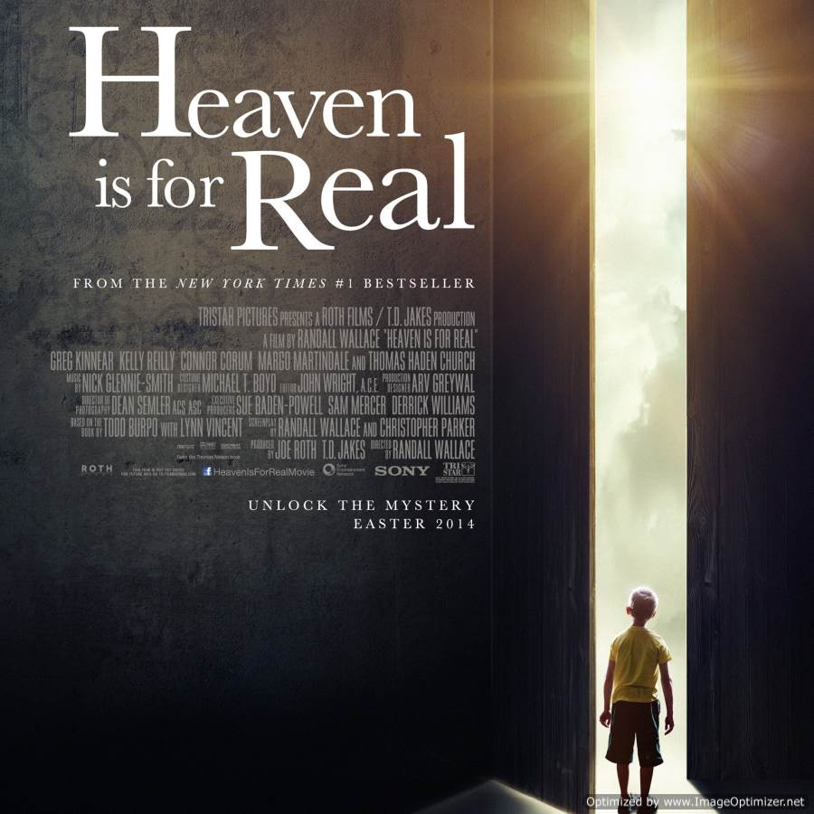 Heaven Is For Real Movie Review English