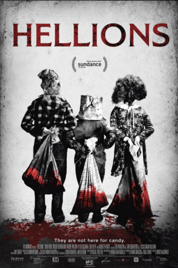 Hellions Movie Review English Movie Review