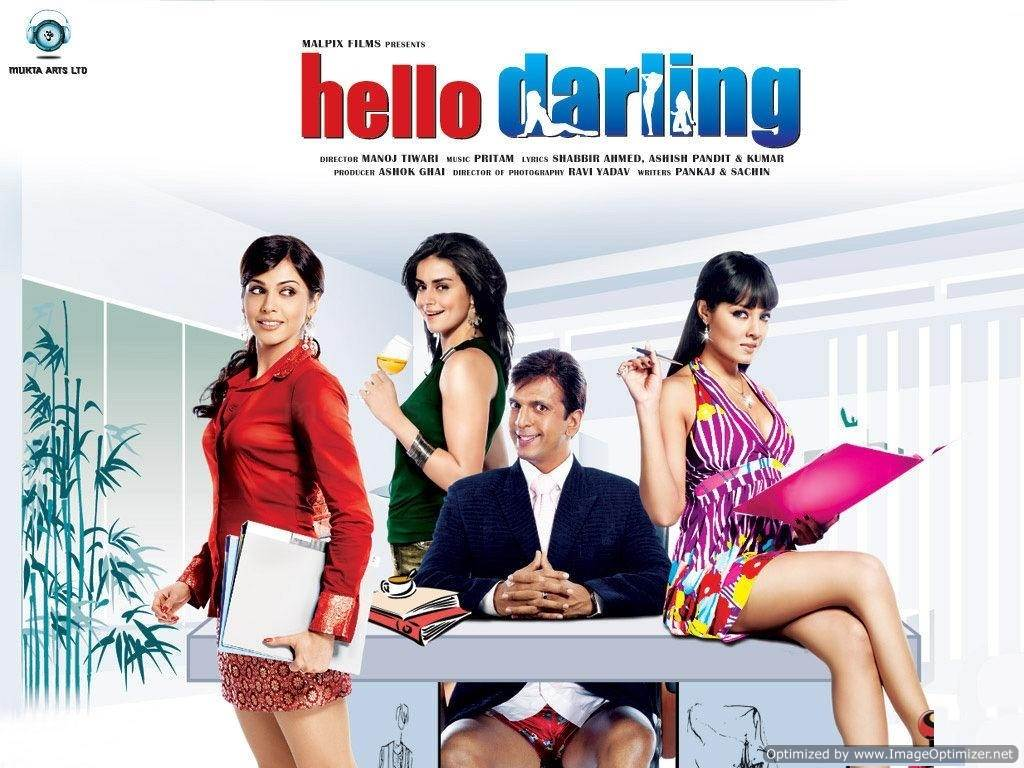 Hello Darling Movie Review Hindi