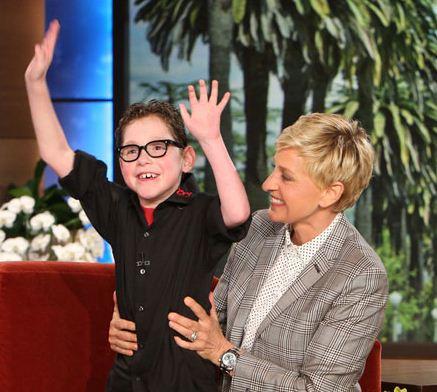 Here Is Ellen's Boyfriend, Tayt Andersen!