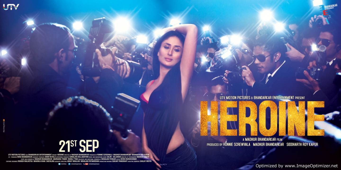 Heroine  Movie Review Hindi