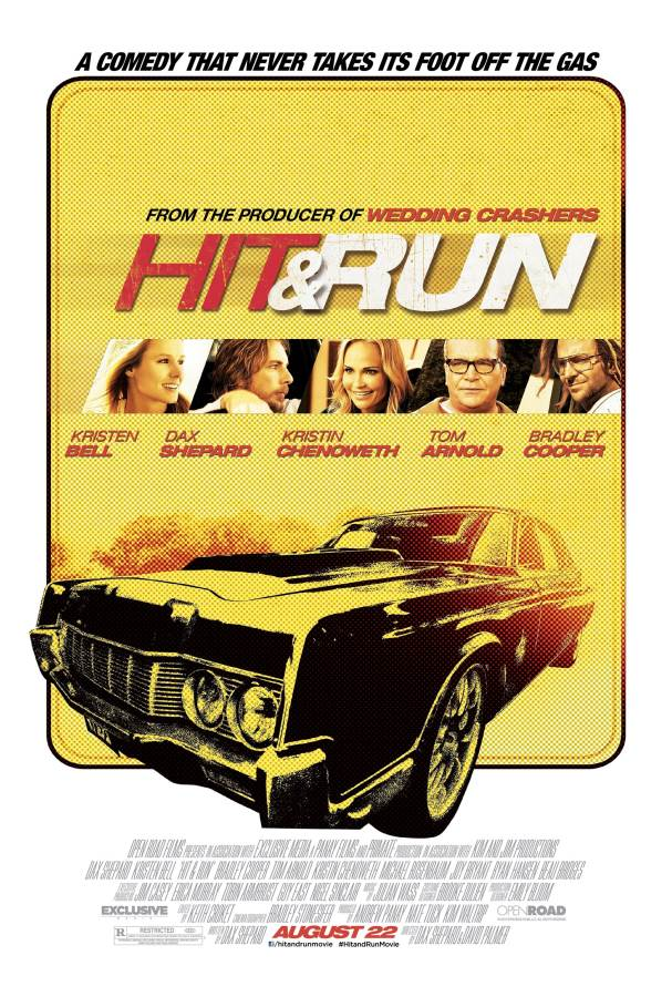Hit And Run Movie Review English