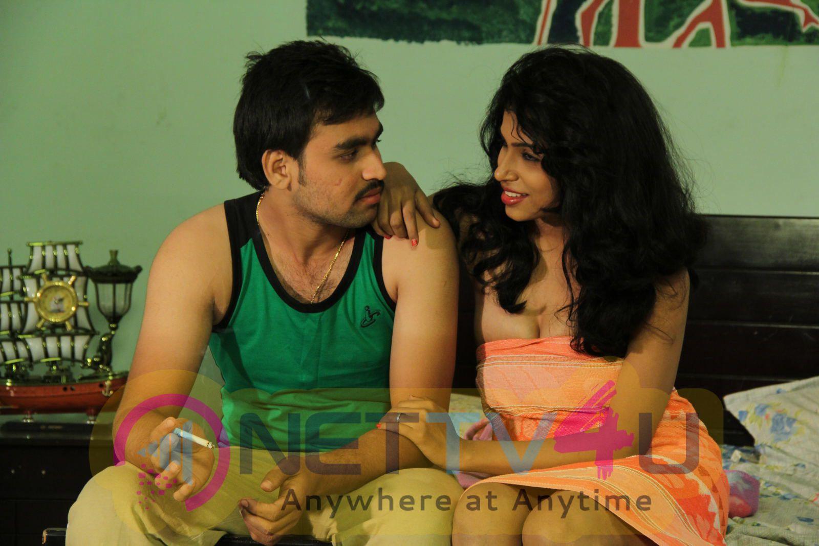 Hitech Telugu Movie Hot Stills